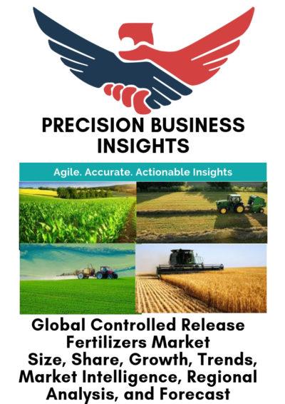 Controlled Release Fertilizers Market