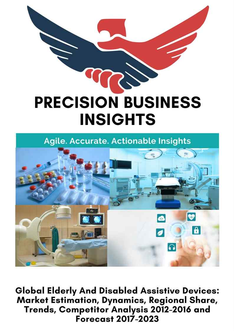 Elderly and Disabled Assistive Devices Market   Global Report 2012-2023