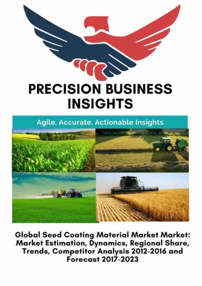 Seed Coating Material Market
