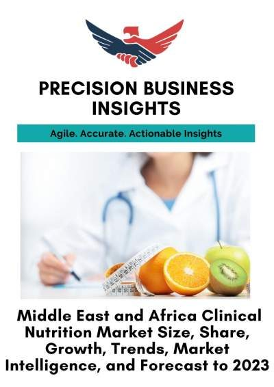 Middle East and Africa Clinical Nutrition Market