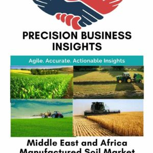 Middle East and Africa Manufactured Soil (Soil Blends and Mixes) Market