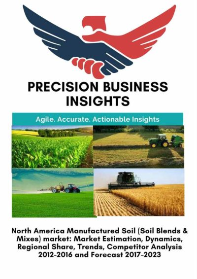 North America Manufactured Soil (Soil Blends and Mixes) Market
