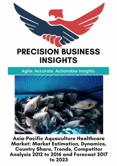 Asia Pacific Aquaculture Healthcare Market