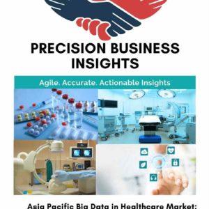 Asia Pacific Big Data in Healthcare Market