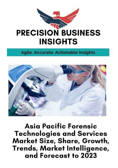 Asia Pacific Forensic Technologies and Services Market