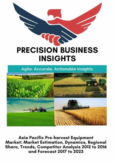 Asia Pacific Pre harvest Equipment Market