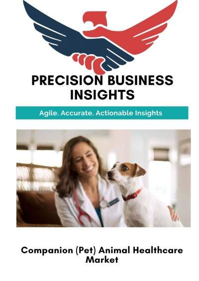 Companion (Pet) Animal Healthcare Market
