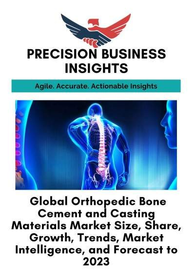 Orthopedic Bone Cement and Casting Materials Market