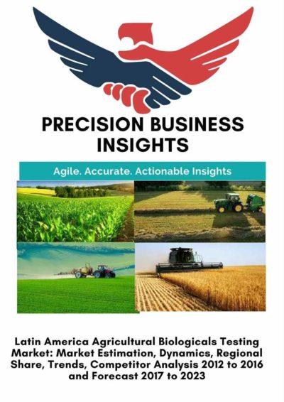 Latin America Agricultural Biologicals Testing Market