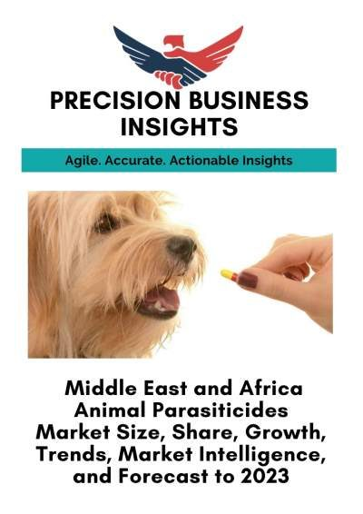 Middle East and Africa Animal Parasiticides Market