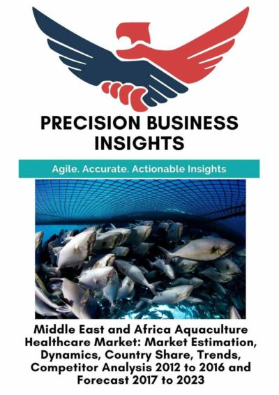 Middle East and Africa Aquaculture Healthcare Market