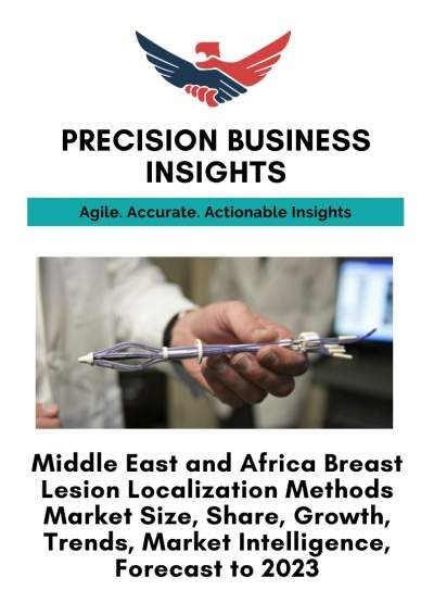 Middle East and Africa Breast Lesion Localization Methods Market