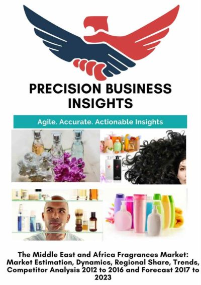 Middle East and Africa Fragrances Market