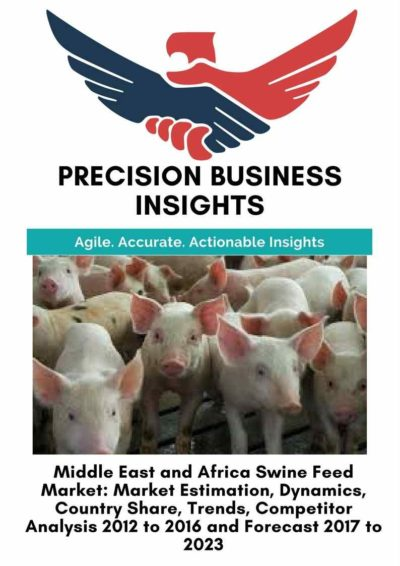 Middle East and Africa Swine Feed Market