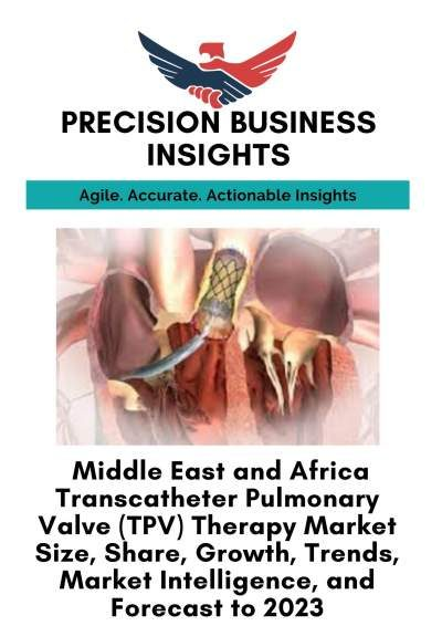 Middle East and Africa Transcatheter Pulmonary Valve (TPV) Therapy Market