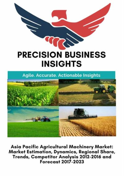 Asia Pacific Agricultural Machinery Market