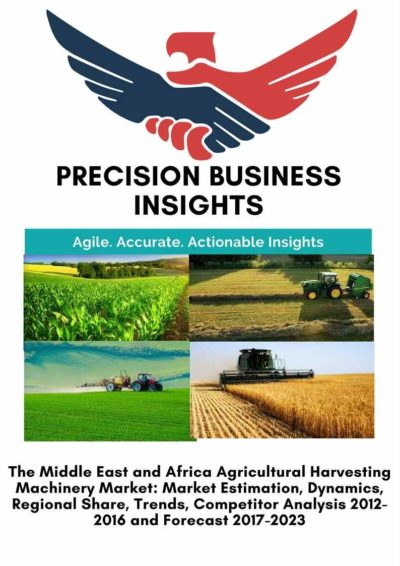 Middle East and Africa Agricultural Harvesting Machinery Market