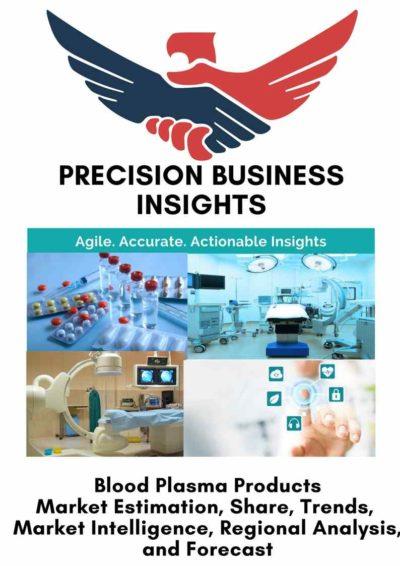 Blood Plasma Products Market