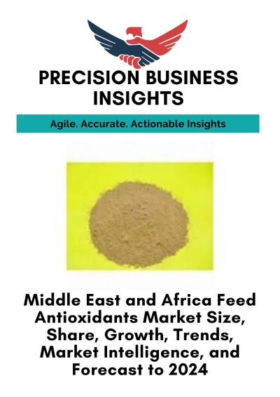 Middle East and africa-feed-antioxidants-market