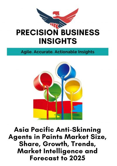 asia-pacific Anti-skinning-agents in-paints-market