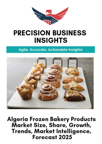 Algeria Frozen Bakery Products Market