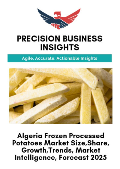 Algeria Frozen Processed Potatoes Market