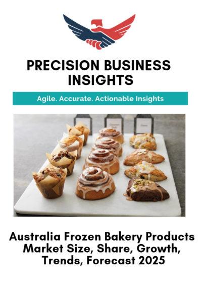 Australia Frozen Bakery Products Market