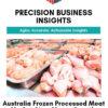 Australia Frozen Processed Meat Market