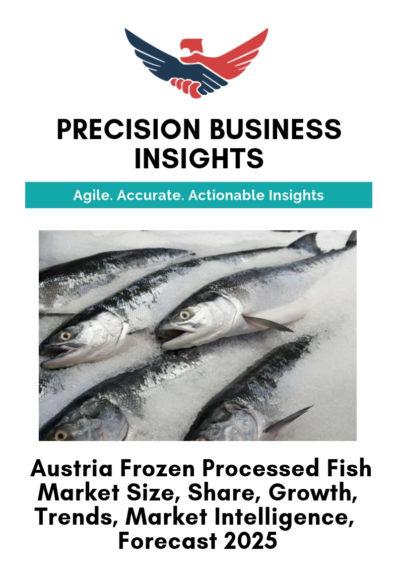 Austria Frozen Processed Fish Market