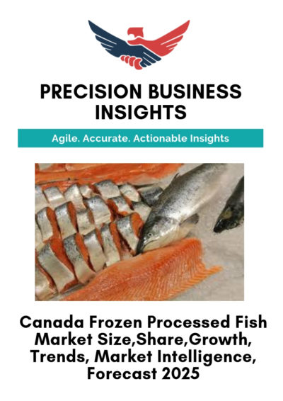 Canada Frozen Processed Fish Market