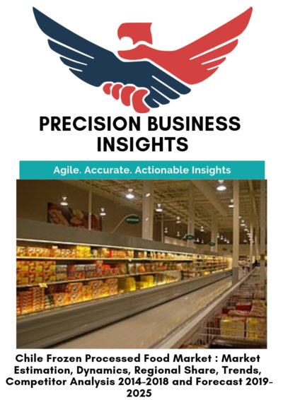 Chile Frozen Processed Food Market