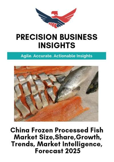 China Frozen Processed Fish Market