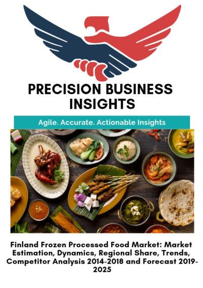 Finland Frozen Processed Food Market