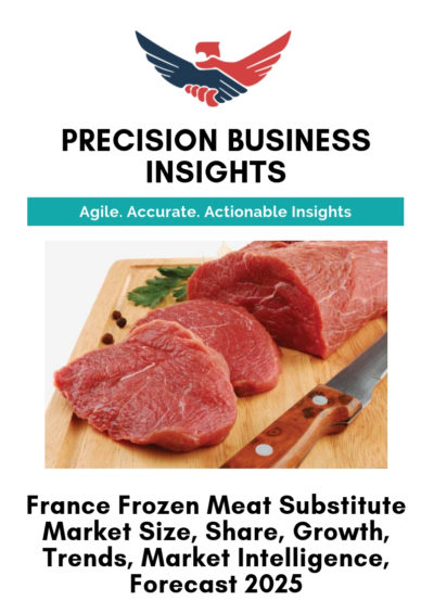 France Frozen Meat Substitute Market