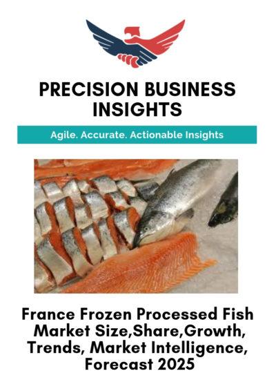 France Frozen Processed Fish Market