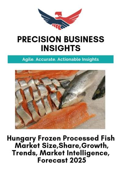 Hungary Frozen Processed Fish Market