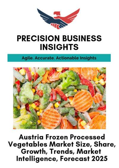 Austria Frozen Processed Vegetables Market