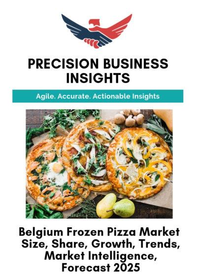 Belgium Frozen Pizza Market
