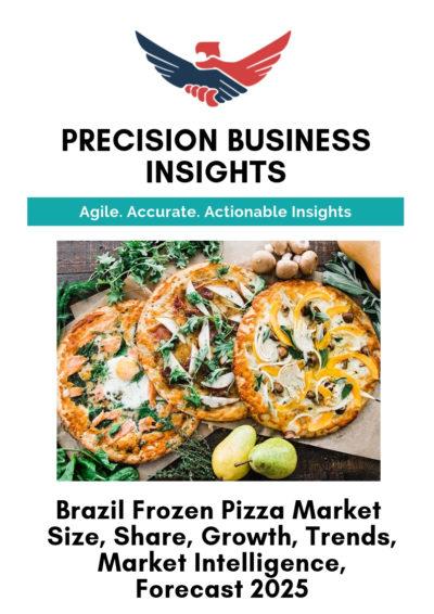 Brazil Frozen Pizza Market