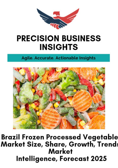 Brazil Frozen Processed Vegetables Market