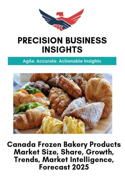 Canada Frozen Bakery Products Market