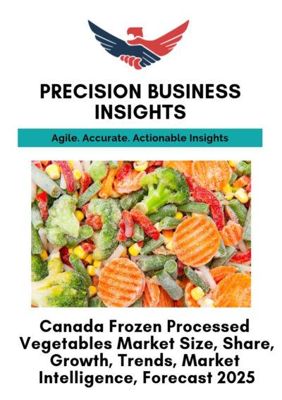 Canada Frozen Processed Vegetables Market