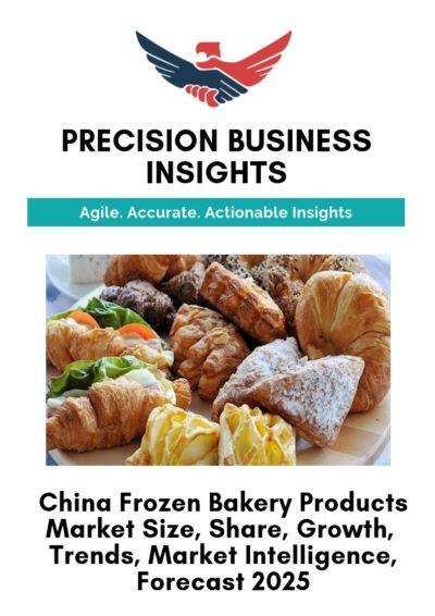 China Frozen Bakery Products Market
