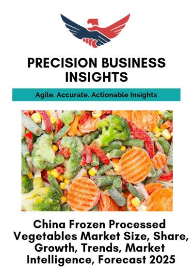 China Frozen Processed Vegetables Market