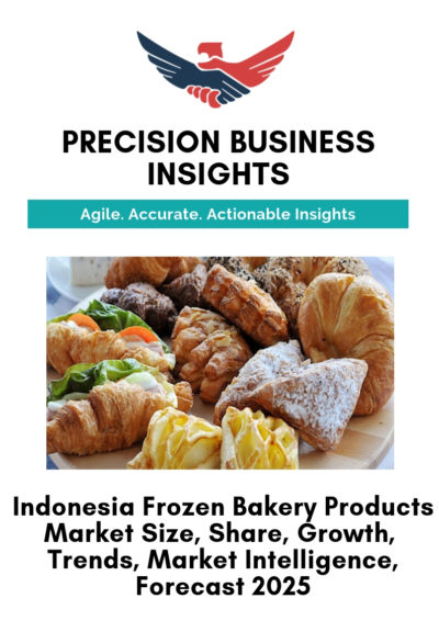 Indonesia Frozen Bakery Products Market