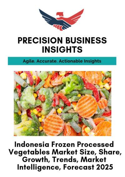 Indonesia Frozen Processed Vegetables Market