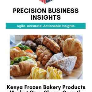 Kenya Frozen Bakery Products Market