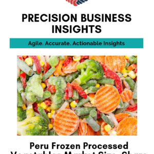 Peru Frozen Processed Vegetables Market