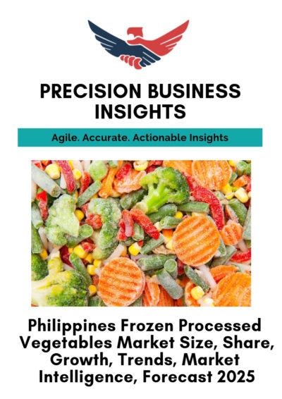 Philippines Frozen Processed Vegetables Market