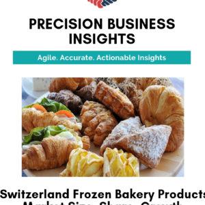 Switzerland Frozen Bakery Products Market